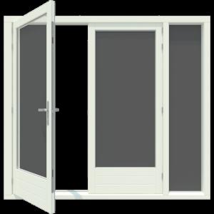 deurkozijnen buitenslaan dubbel