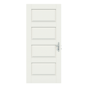Voordeur groeven zonder glas