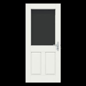 Voordeur met groot raam
